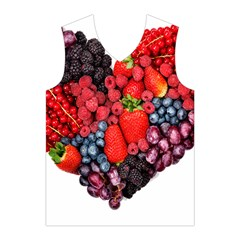 Berry Heart Men s Basketball Tank Top
