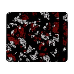 Red, white and black abstract art Samsung Galaxy Tab Pro 8.4  Flip Case