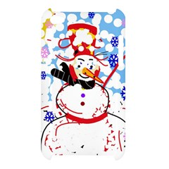 Snowman Apple iPod Touch 4
