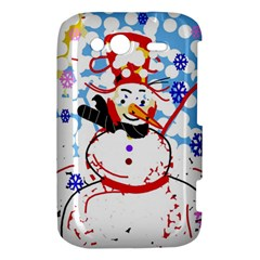 Snowman HTC Wildfire S A510e Hardshell Case