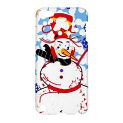 Snowman Apple iPod Touch 5 Hardshell Case
