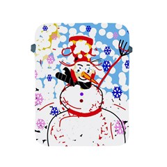 Snowman Apple iPad 2/3/4 Protective Soft Cases