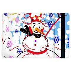 Snowman iPad Air 2 Flip