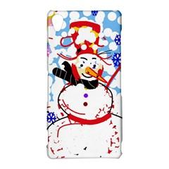 Snowman Sony Xperia Z3