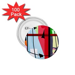 Window 1.75  Buttons (100 pack)