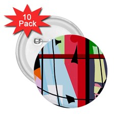 Window 2.25  Buttons (10 pack)