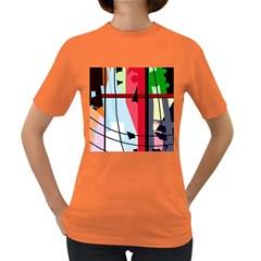 Window Women s Dark T-Shirt
