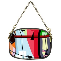 Window Chain Purses (Two Sides)