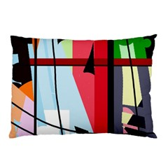 Window Pillow Case (Two Sides)