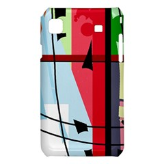 Window Samsung Galaxy S i9008 Hardshell Case