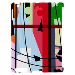 Window Apple iPad 2 Hardshell Case (Compatible with Smart Cover)