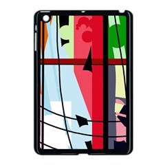 Window Apple iPad Mini Case (Black)