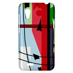 Window HTC Desire VT (T328T) Hardshell Case