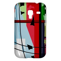 Window Samsung Galaxy Ace Plus S7500 Hardshell Case