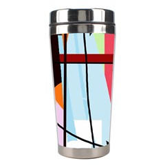 Window Stainless Steel Travel Tumblers