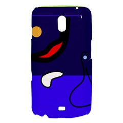 Night duck Samsung Galaxy Nexus i9250 Hardshell Case