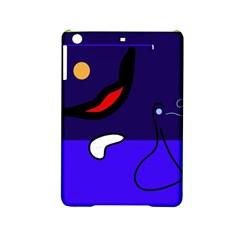 Night duck iPad Mini 2 Hardshell Cases