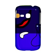 Night duck Samsung Galaxy S6310 Hardshell Case