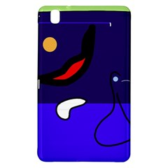 Night duck Samsung Galaxy Tab Pro 8.4 Hardshell Case