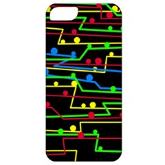 Stay in line Apple iPhone 5 Classic Hardshell Case
