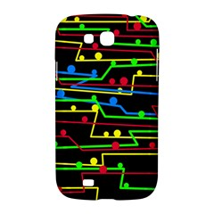 Stay in line Samsung Galaxy Grand GT-I9128 Hardshell Case