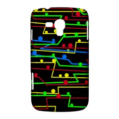 Stay in line Samsung Galaxy Duos I8262 Hardshell Case
