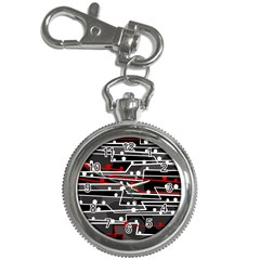 Stay in line Key Chain Watches