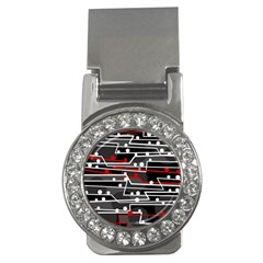 Stay in line Money Clips (CZ)
