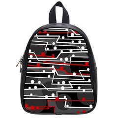 Stay in line School Bags (Small)
