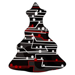 Stay in line Ornament (Christmas Tree)