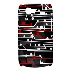 Stay in line Samsung Galaxy Nexus S i9020 Hardshell Case
