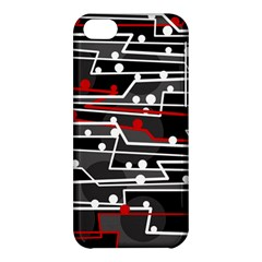 Stay in line Apple iPhone 5C Hardshell Case
