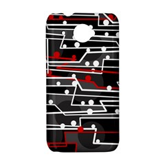 Stay in line HTC Desire 601 Hardshell Case