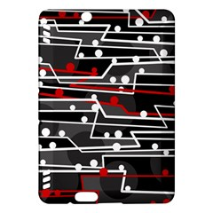 Stay in line Kindle Fire HDX Hardshell Case