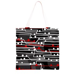Stay in line Grocery Light Tote Bag