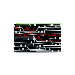 Stay in line Cosmetic Bag (XS)