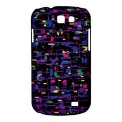 Purple galaxy Samsung Galaxy Express I8730 Hardshell Case