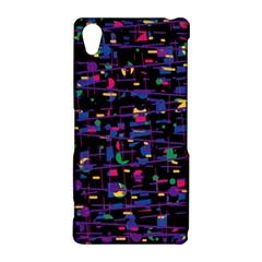Purple galaxy Sony Xperia Z2