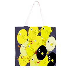 Yellow flock Grocery Light Tote Bag