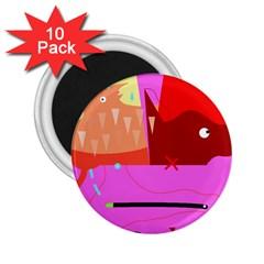 Mythology  2.25  Magnets (10 pack)