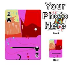 Mythology  Playing Cards 54 Designs
