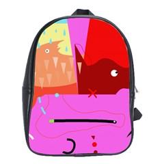 Mythology  School Bags (XL)