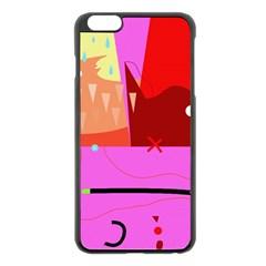 Mythology  Apple iPhone 6 Plus/6S Plus Black Enamel Case