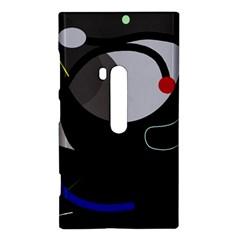 Gray bird Nokia Lumia 920
