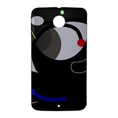 Gray bird Nexus 6 Case (White)