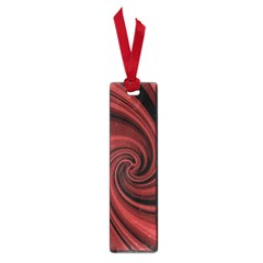 Elegant red twist Small Book Marks