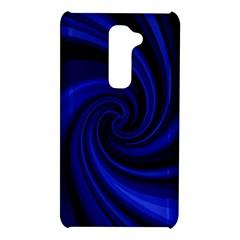 Blue decorative twist LG G2