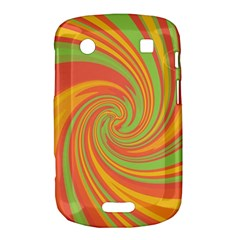 Green and orange twist Bold Touch 9900 9930