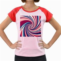 Lollipop Women s Cap Sleeve T-Shirt