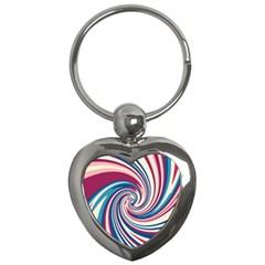 Lollipop Key Chains (Heart)